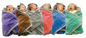 Одеяло для новорожденного малыша