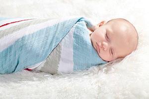 Пеленание ребенка без пояса