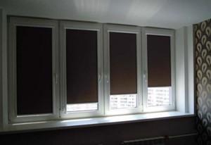 затемнение на окна шторы