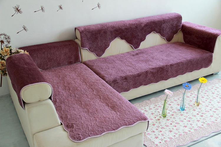 каким покрывалом застелить угловой диван пледы чехлы и дивандеки
