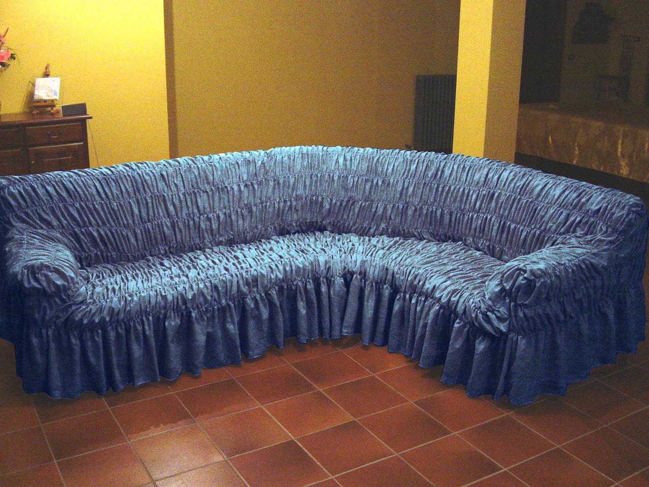Чехлы на диваны на резинке своими руками фото